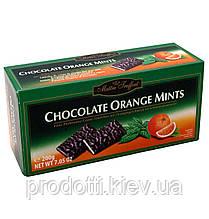 Цукерки Maitre Truffout Chocolate Orange Mints, 200 Г