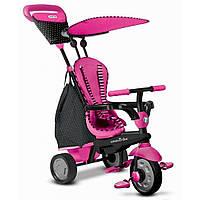 Детский велосипед Smart Trike Glow 4 в 1 Pink (6402200)