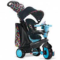 Детский велосипед Smart Trike Boutigue 4 в 1 Black-Blue (8005102)