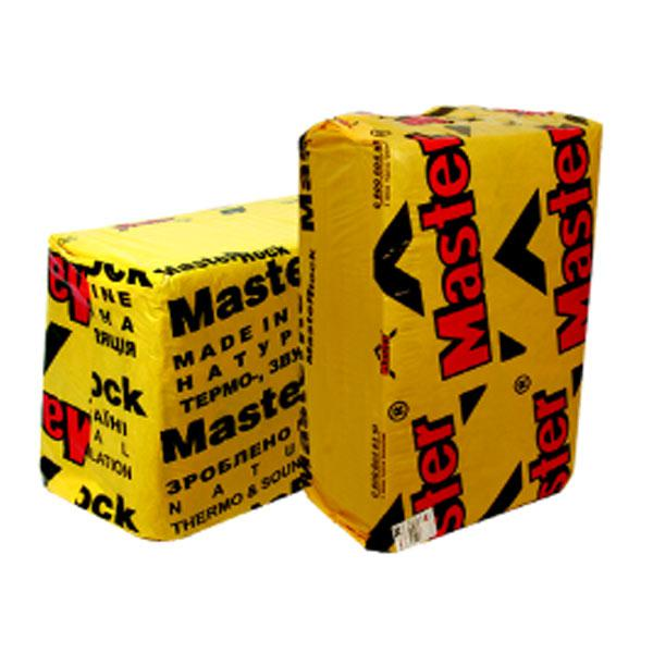 Master-Rock 80 (Мастер Рок) 100 мм базальтовый утеплитель
