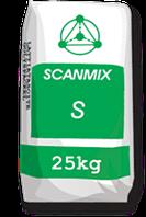 Шпатлевка фасад финишная Scanmix S (белая) (усиленая фиброволокном), 20 кг.