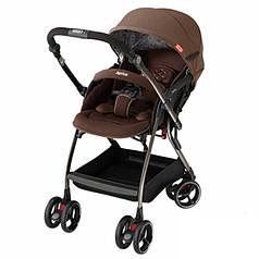 Детская прогулочная коляска Aprica Optia