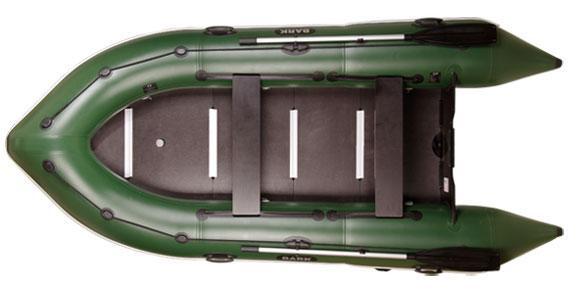 Лодка BARK (Барк) BN-390S