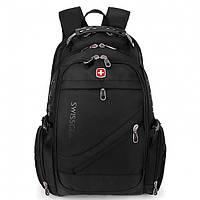 Городской рюкзак Swissgear 8810 с USB и дождевиком