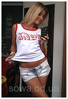 Легкость лета, женские футболки и майки Сова