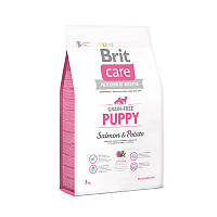 Корм Brit Care GF Puppy Salmon&Potatoes