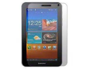 Защитная пленка-стекло на Samsung Galaxy Tab 7 D100