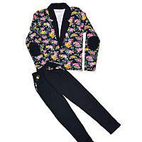 Комплект: пиджак + брюки двухнитка