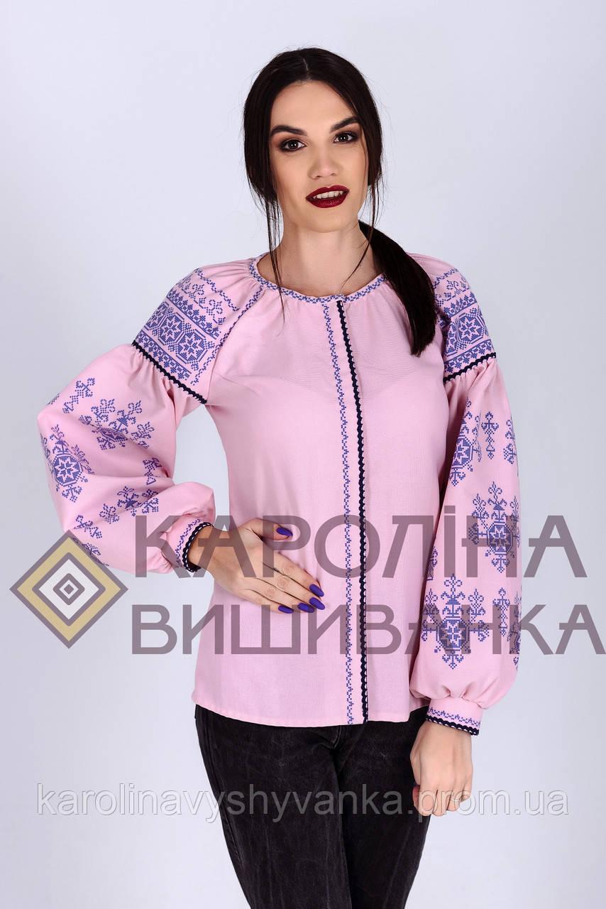 Копія Заготовка на жіночу блузку бохо під вишиття бісером або нитками b7e5fb4a173d6