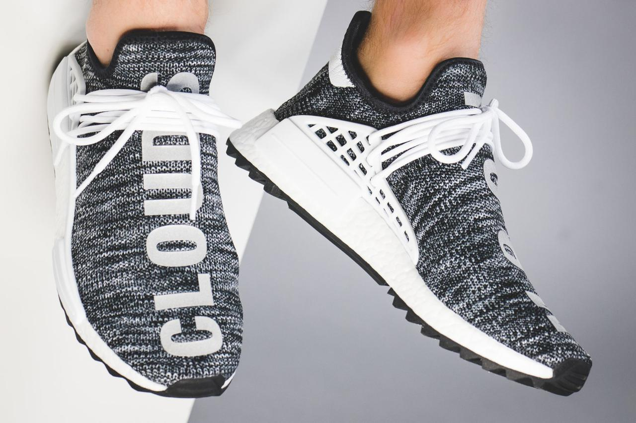 chaussures de sport 5f8e9 81df9 Кроссовки Adidas Human Race NMD x Pharrell Williams «Oreo»