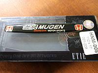 Силиконовая 3D наклейка MUGEN