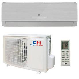Тепловой насос, Cooper&Hunter, модель-СH-S09MKP . Производительность-Охлаждение, кВт: 2. 70, Обогрев, кВт
