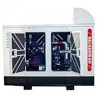 DalgakiranDJ 17 CP COOPER мощностью 17 кВА, Дизельный генератор.