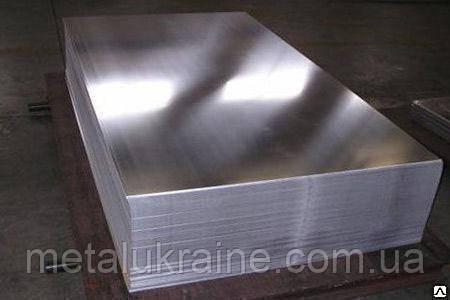 Плита алюминиевая Д16 40х1200х3000 мм