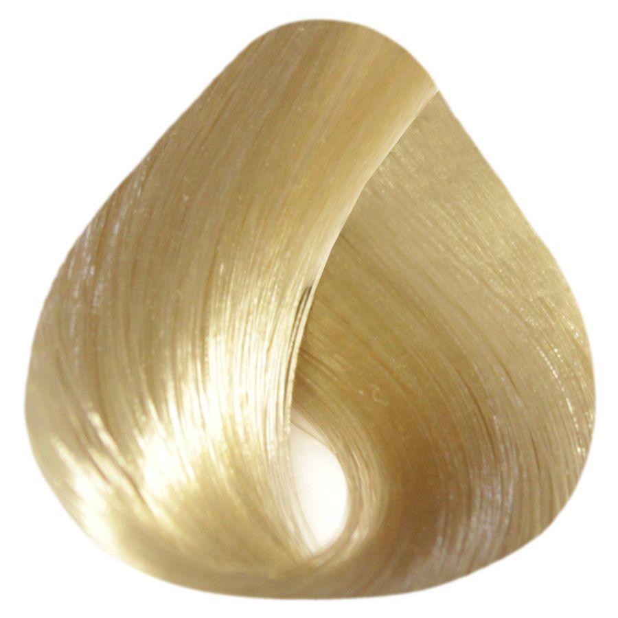 Краска-уход Estel professional De Luxe Silver 10/0 светлый блондин, 60 мл.
