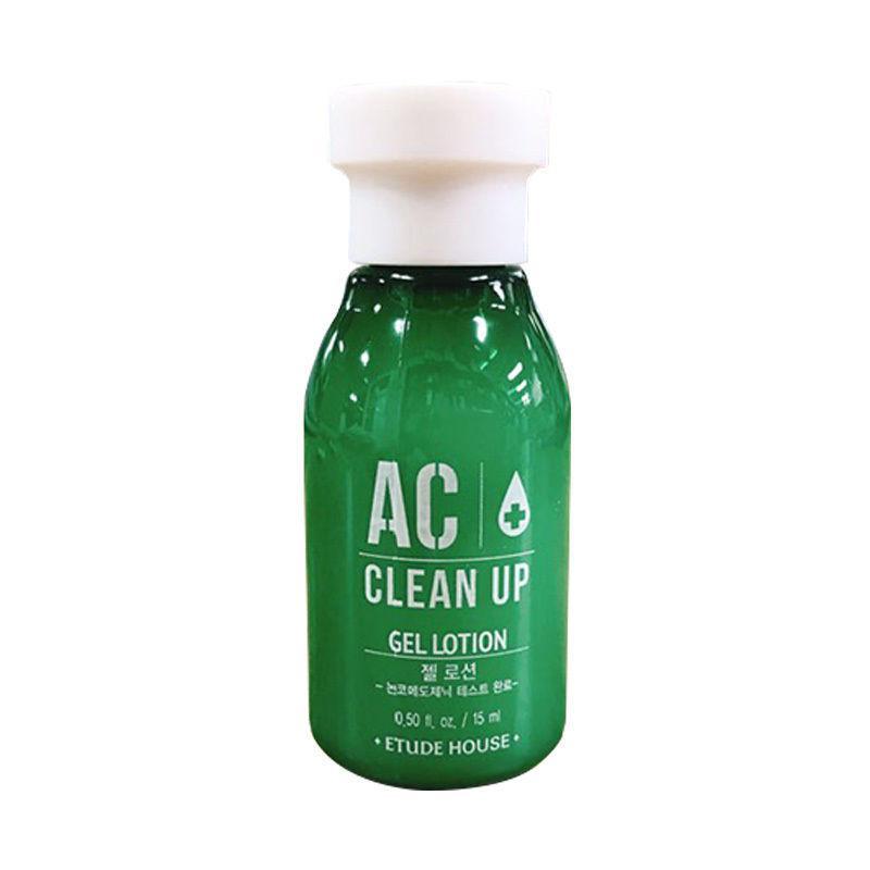 Очищающий гель-лосьон для проблемной кожи ETUDE HOUSE AC Clean-Up Gel Lotion миниатюра