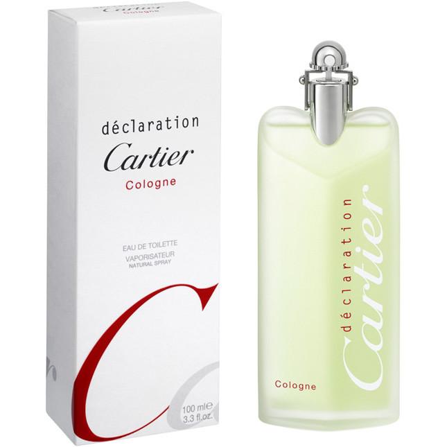 Cartier  Declaration Cologne 100ml  (tester) мужская туалетная вода (оригинал)