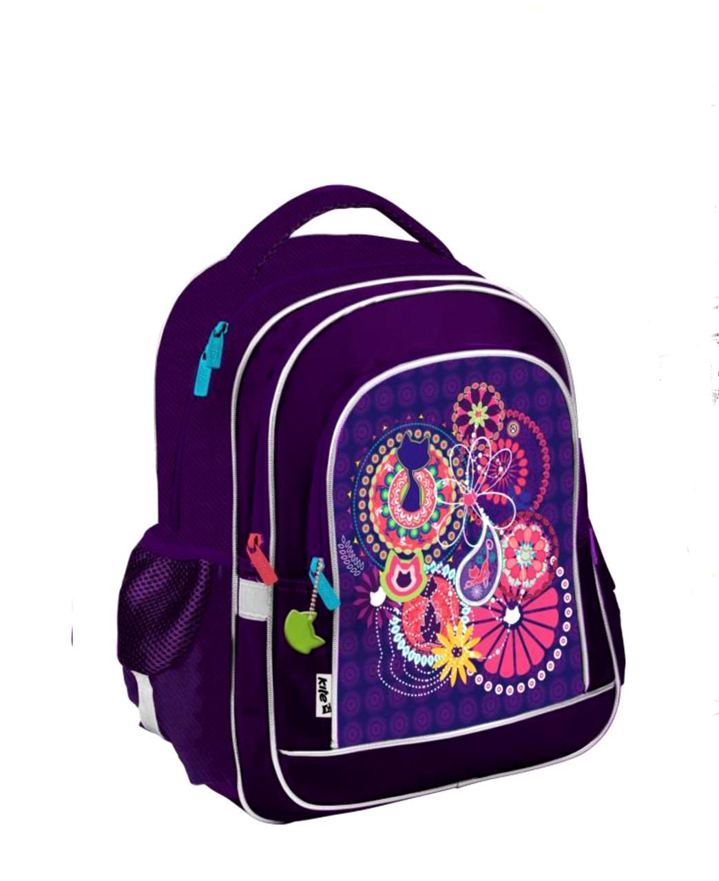 Рюкзак школьный каркасний Kite 509 Catsline K18-509S