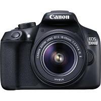 Цифровой фотоаппарат Canon EOS 1300D 18-55 IS Kit (1160C036)