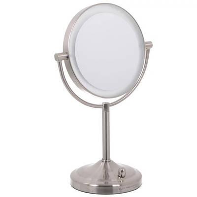 Косметическое  зеркало  с увеличением и  подсветкой от HoMedics