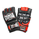 Перчатки для MMA PowerSystem PS-5010 KATAME EVO Red, L/XL