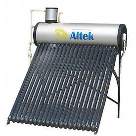 Вакуумный солнечный коллектор Altek, Гелиосистема, SP-C-24, Емкость системы, л : 240