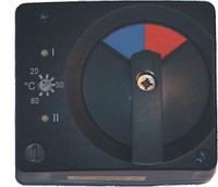Womix незалежний сервомотор MP-10 CR 230V 135s 10Nm 401051 з датчиком температури