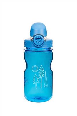 Бутылка Nalgene OTF Kids Blue-Forest