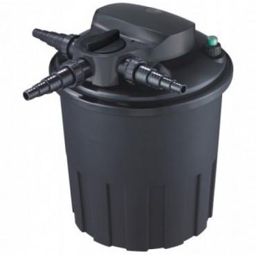 Напорный фильтр с обратной промывкой для пруда NBPF-9000 UV 11 W