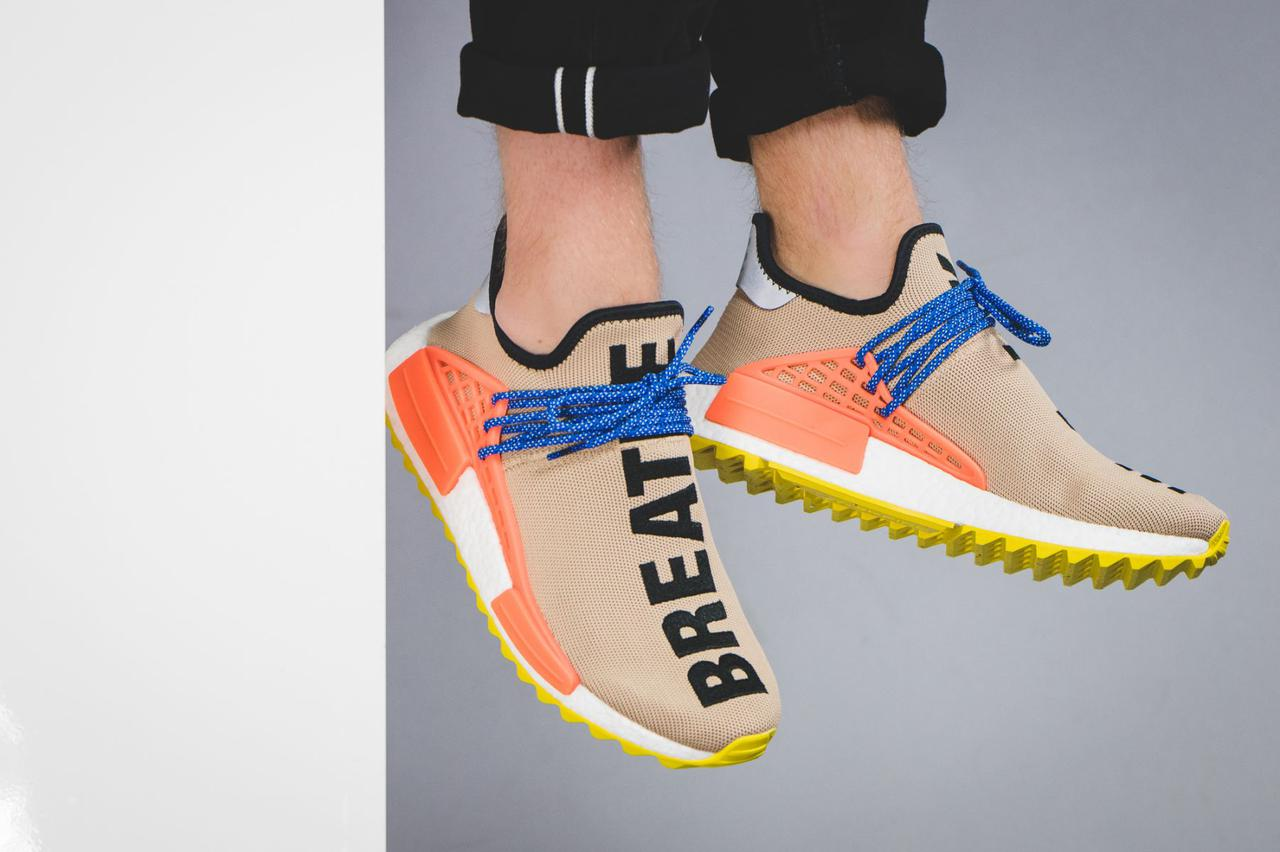 Authentic adidas human race nmd x pharrell williams pale nude on sale, for cheap, wholesale