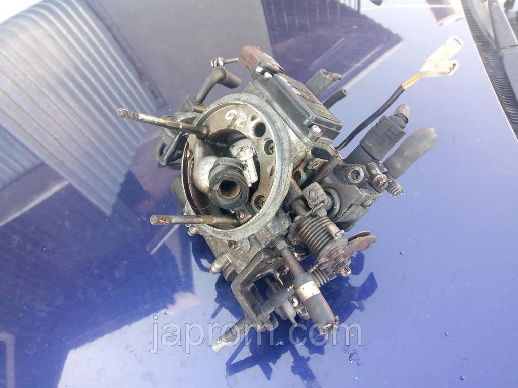 Моноинжектор Nissan Primera 10 1990-1995г.в SR20 2,0 бензин