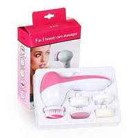 Массажер для лица 5 in 1 Beauty Care Massager AE-