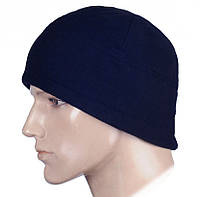 Флисовая шапка Watch Cap (Navy Blue)