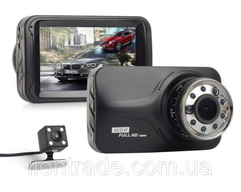 T639 Novatek 96650 НDR(2 камери)