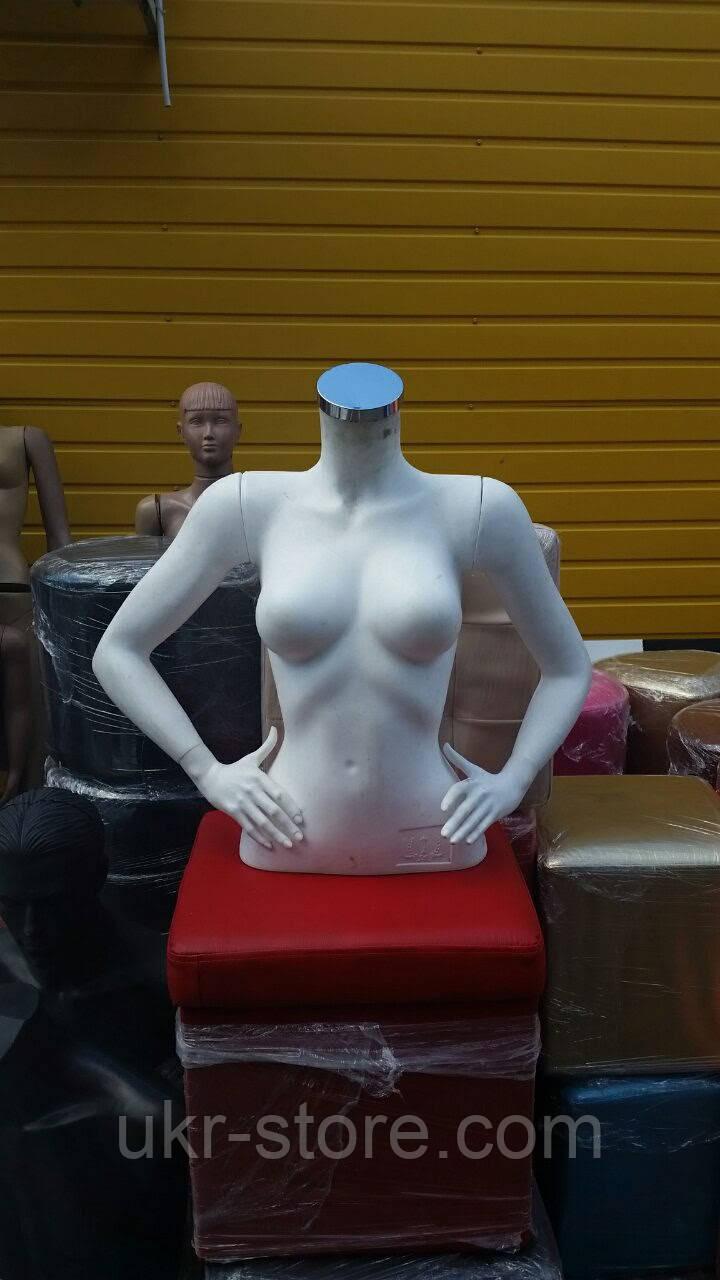 Манекен торс для демонстрации одежды