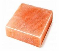 Гималайская соль Кирпич (20/20/5 см) для бани и сауны