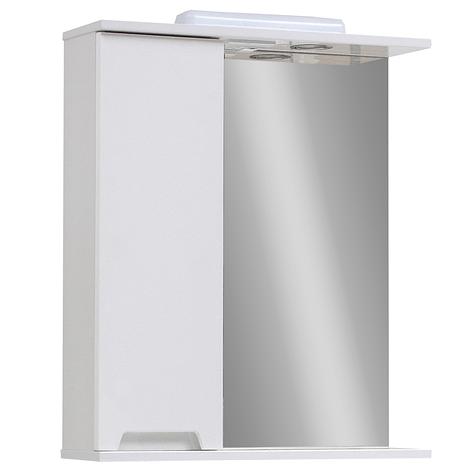 Зеркало для ванной комнаты Марко Z-1 55 левое Юввис, фото 2