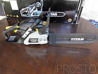 Бензопила Titan TTL632CHN