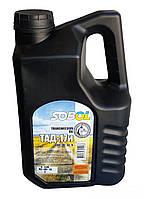 Минеральное трансмиссионное масло Sobol Tad 17 (Тад-17и) 85W-90 GL-5 3 литра