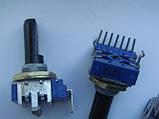 Потенциометр ALPS для пультов b50k  (50kb) 20mm, фото 2