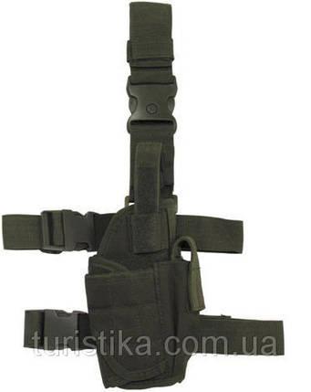 Набедренная кобура для пистолета MFH 30710B , фото 2