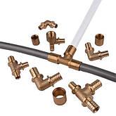 Трубы и фитинги Heat-Pex
