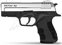 Сигнальный пистолет Retay X1 Nickel