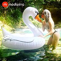 Modarina Надувной круг Лебедь 120 см, фото 1
