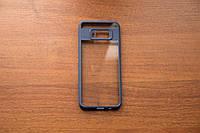Чехол Бампер ROCK для телефона Samsung Galaxy S8 Plus синий