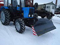 Отвал для трактора Беларус/BELARUS: краткий обзор популярных моделей