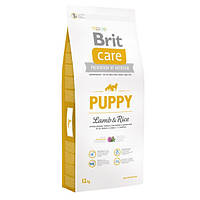 Корм Brit Care Puppy Lamb&Rice