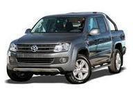 Брызговики Volkswagen Amarok (2011 - 2016)
