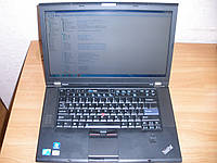 Ноутбук Lenovo Thinkpad W510, фото 1