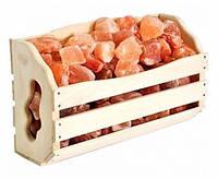 Полка 10 кг из гималайской соли для бани и сауны